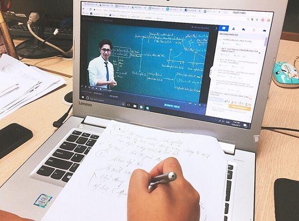 Lợi ích của việc học trực tuyến