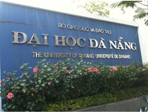 Trường đại học Đà Nẵng.