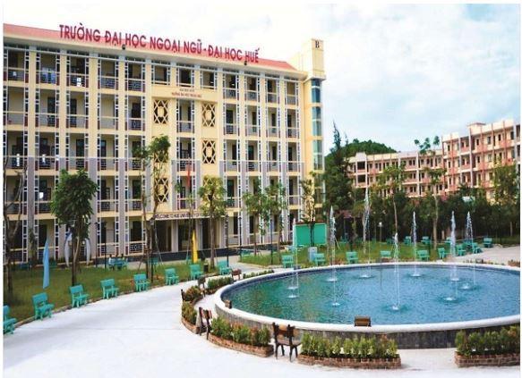 Trường đại học Huế.