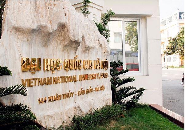 Trường đại học Quốc gia Hà Nội.