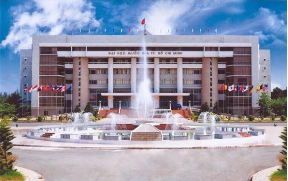 Trường đại học Quốc gia Tp.HCM.