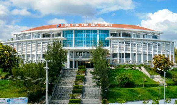 Trường đại học Tôn Đức Thắng.