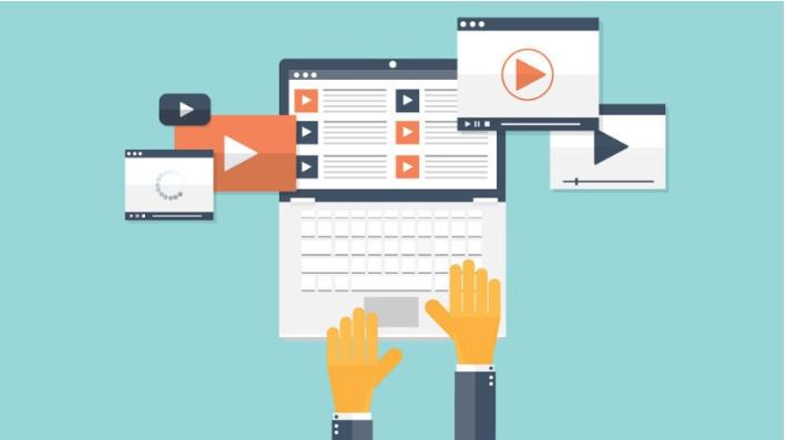 Xây dựng video giảng dạy chất lượng.