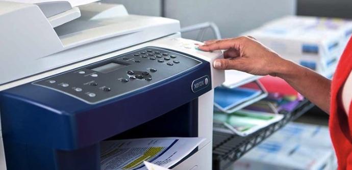 Cách photo tài liệu thu nhỏ, photocopy tài liệu phóng to