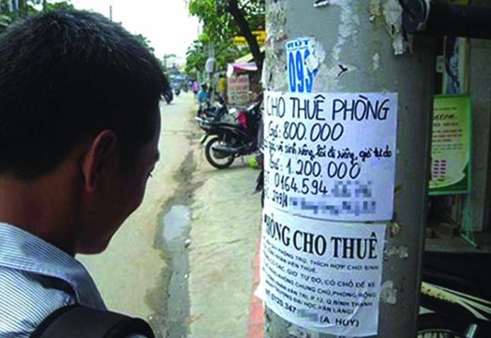 Cảnh giác trước những thông tin cho thuê nhà lừa đảo