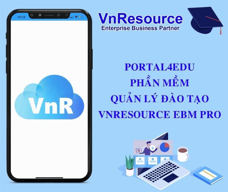 phần mềm quản lý trường học VnResource