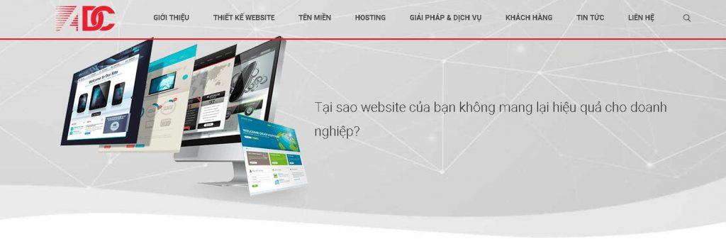 công ty thiết kế phần mềm ADC