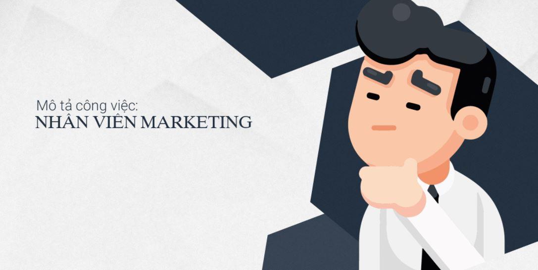 công việc khi học ngành marketing