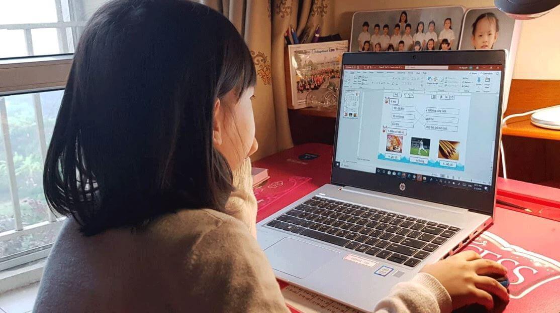 lợi ích của học trực tuyến