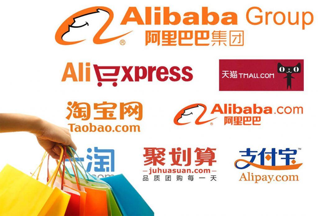Nhập hàng từ website thương mại điện tử