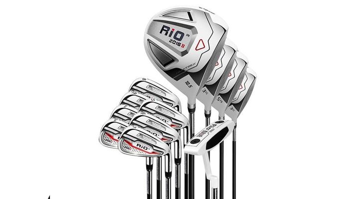 Bộ gậy đánh golf trẻ em giá rẻ PGM Rio