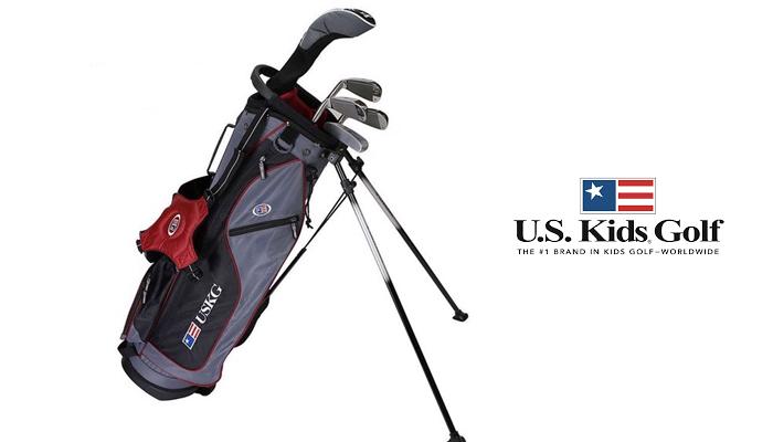 Gậy golf cho học sinh cao cấp - US Kids Golf UL60 7