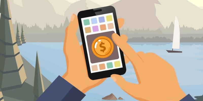 kiếm tiền từ lập trình mobile