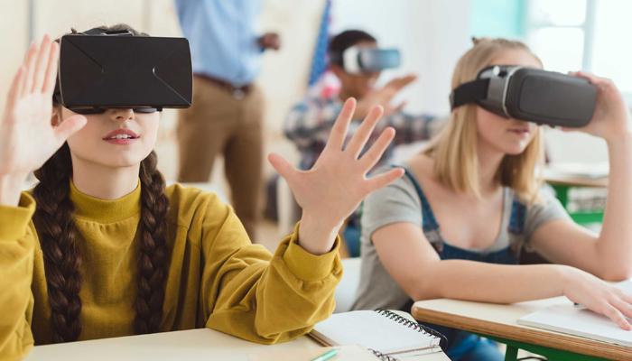Ứng dụng công nghệ thực tế ảo VR trong đào tạo