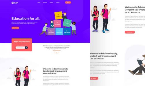 lợi ích thiết kế website giáo dục