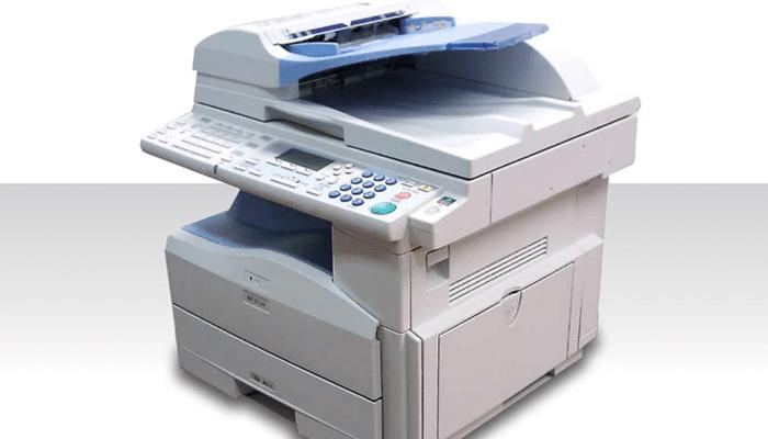 Ricoh Aficio MP 201SPF - Máy photocopy mini nhỏ gọn